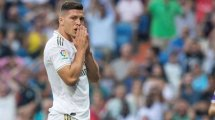 El anhelo de Luka Jović en el Real Madrid
