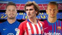 Real Madrid y Atlético de Madrid le ganan la partida al FC Barcelona