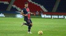Juan Bernat se aleja de la Liga española