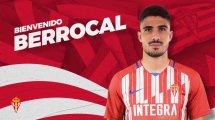 Juan Berrocal ya es del Sporting de Gijón