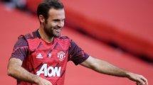El dilema del Manchester United con Juan Mata