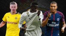 El ilusionante once de futuro que sueña el Real Madrid
