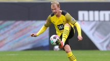 BVB   Dos pretendientes italianos por Julian Brandt