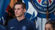 Julian Draxler ya negocia un adiós al PSG