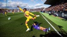 FC Barcelona   Nueva opción para suplir a Junior Firpo