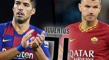 La hoja de ruta de la Juventus de Turín para su ataque
