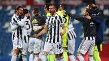 Los dos nuevos frentes de la Juventus de Turín