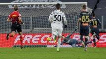 Coppa de Italia | La Juventus de Turín tumba al Génova en la prórroga