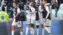 El delantero que siguió la Juventus para enero