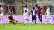 Serie A   La Juventus se deja dos puntos ante el Crotone