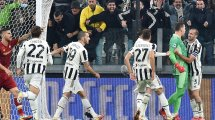 Serie A   La Juventus de Turín vence a la AS Roma por la mínima