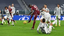Serie A | Remontada de la Juventus en el derbi de Turín