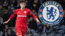 La ambición de Kai Havertz pasa por el Chelsea