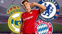 El Real Madrid tiene nuevas esperanzas con Kai Havertz