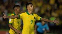 Kaio Jorge, objeto de deseo de la Juventus de Turín