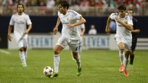 Kaká recuerda su paso por el Real Madrid