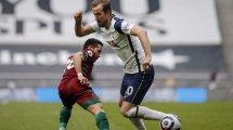 ¡Harry Kane quiere dejar el Tottenham en verano!