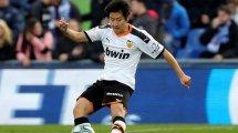 El movimiento de Kang-In Lee con el Valencia