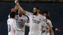 Real Madrid | Karim Benzema no tiene techo en la Champions