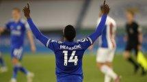Kelechi Iheanacho, el arma letal del Leicester City