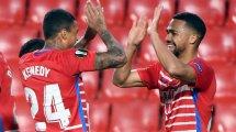 Europa League | El Granada impone su ley ante el Nápoles, victoria sin brillo del Villarreal ante el RB Salzburgo