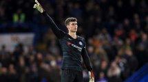 Kepa suena para dejar el Chelsea… ¡y aparece una opción en España!