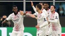 Las 3 opciones para el ataque que baraja el AC Milan