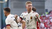 Eurocopa | Kevin De Bruyne maravilla y pone a Bélgica en octavos de final