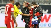Joshua Kimmich, baja en el Bayern Múnich hasta enero
