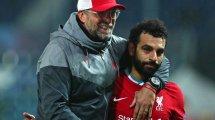 El plan del Liverpool con Mohamed Salah