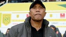 El Nantes cambia de entrenador