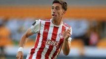 Kostas Tsimikas refuerza la zaga del Liverpool