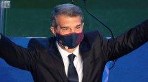 Las confesiones de Joan Laporta sobre el mercado del FC Barcelona