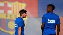 Los laterales, un quebradero de cabeza para el FC Barcelona