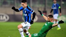 El Inter de Milán vuelve a cerrar la puerta a Lautaro