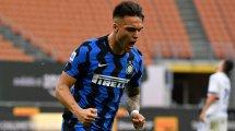 Lautaro Martínez define sus planes en el Inter de Milán
