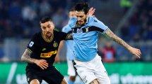 Serie A | La Lazio tumba al Inter de Milán en el Olímpico