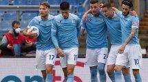La Lazio prepara dos golpes de mercado