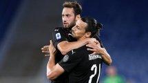 Las 2 veteranas alternativas del AC Milan a Zlatan Ibrahimovic