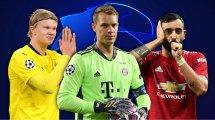 Liga de Campeones | Equipo tipo de la 4ª jornada