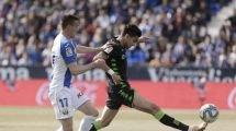 Liga | Combate nulo entre Leganés y Real Betis