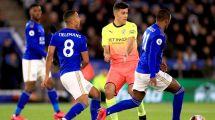 Premier   El Manchester City doblega al Leicester City
