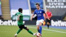 El posible recambio de Ben Chilwell en el Leicester City