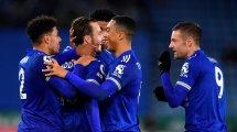 Premier | Vardy y Maddison brillan en la victoria del Leicester City