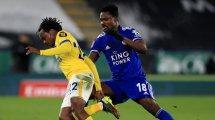 FA Cup   El Leicester City derrota al Brighton sobre la bocina