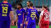 El RB Leipzig identifica un relevo de Dayot Upamecano en la Juventus de Turín