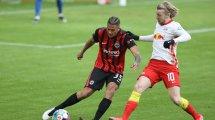 Bundesliga   Reparto de puntos entre RB Leipzig y Eintracht de Frankfurt