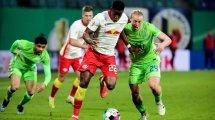 Copa de Alemania | El Leipzig avanza a semifinales a costa del Wolfsburgo