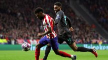 ¿Thomas Lemar, protagonista de un intercambio entre Atlético y Arsenal?