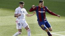 La Serie A, destino de dos descartes del FC Barcelona